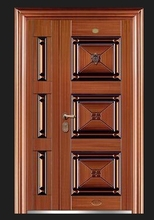 professional fire rated wooden door polish design
