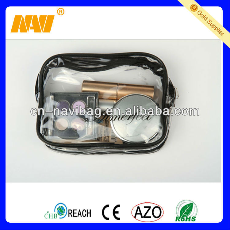 pvc cosmetic promotional pouch (NV-1021)