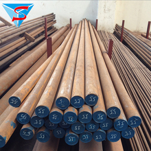 H13 Steel Round Bar 1.2344 SKD61 Hot Work Tool Steel Properties