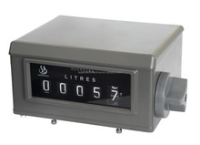 MJ1 mechanical meter counter