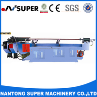 Auto Single Head Pipe Bending Machinery For Wheel Barrow