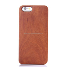 Best selling products ultra thin PC+Wood Bamboo Wooden cover for apple iphone 6s phone covers paypal accept