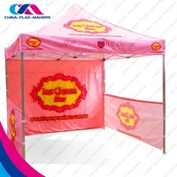 custom outdoor entertainment use waterproof uv tent