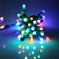 professional DMX LED single Pixel light/DMX512 LED Modules/Magic Dot/ Digital 12mm/9mm led pixel christmas lights