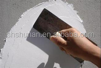 Exterior wall waterproof putty