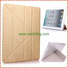 Ultra Slim Transform Smart Folding Stand Leather Case For iPad Air 2