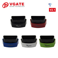 2016 Newest Vgate iCar3 WIFI OBD ELM327 ELM 327 WIFI Code Reader Vgate iCar 3 for iPhone for iPad IOS Android PC