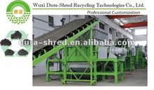 Used Tyre Processing
