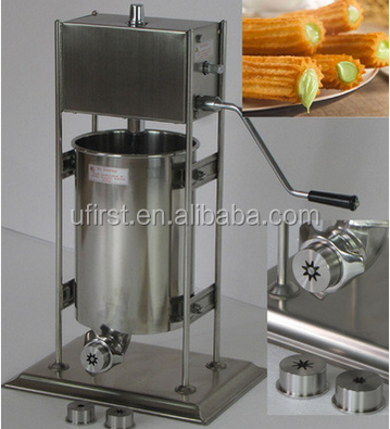 Stainless Steel Churros Machine and Fryer