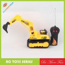 radio control truck hobby rc construction truck toys 2ch rc truck