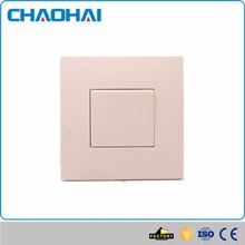 Newest sale simple design hotel touch control wall switch from China