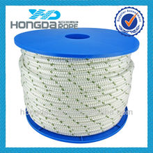 16mm X 100m 16-strand braided Polyester mooring Rope