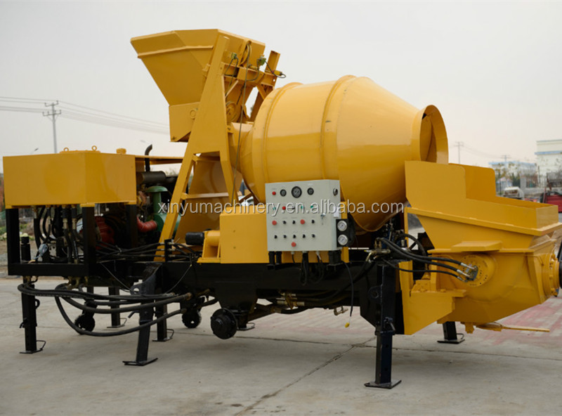 JBT15 concrete mixer pump diesel engine for concrete machine