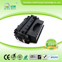 School supplies 7553X laser printer toner for HP cartridge