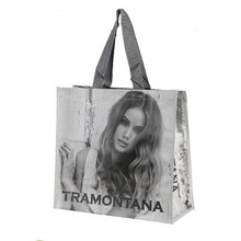 US&Europe Orders 2015 Newest Unique reusable shopping bag/ fashion tote bag/promotional pp woven bag for clothing stores