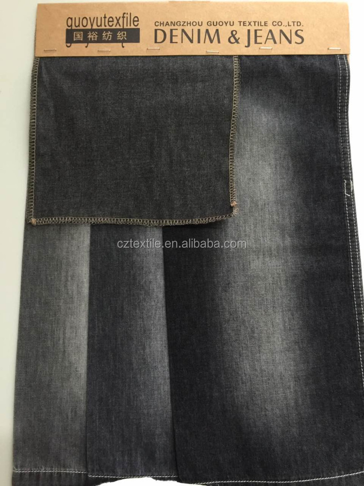 New products skinny 100cotton denim fabric from China