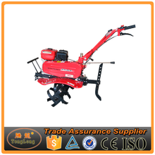 Muti-Function Hard Field Use Small Gasoline Tractor Rotavator With Parts