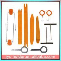 car panel repair tools ,H0T020 car radio stereo dash removal tool key
