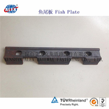 Railroad Fish Plate Manufacturer, Railway Joint Bar, Railroad Track Joint Bar for Railway Fastening System