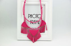magnetic silicone necklace
