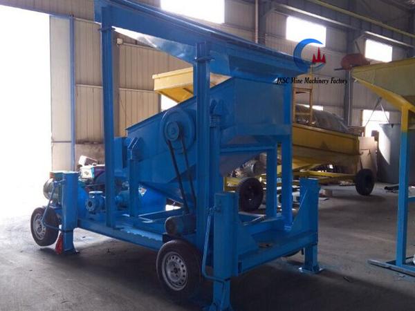 Mini Mining Equipment : Mini gold mining equipment for prospecting buy