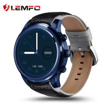LEMFO LEM5 Pro 5.1 Cell 2+16GB Card GPS Wifi Android Sport Phone Smart Watch