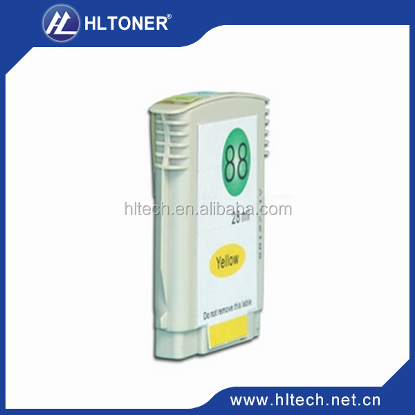 Compatible ink cartridge for H88(C9396A/C9391A/C9392A/C9393A)