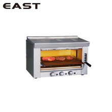 Commercial Single Deck Gas Oven/Names For Bakery Equipment