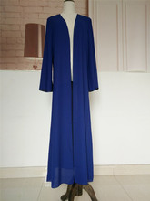 New Design Plain Open Abaya Dubai Dress Kimono Maxi wedding Kaftan Dress