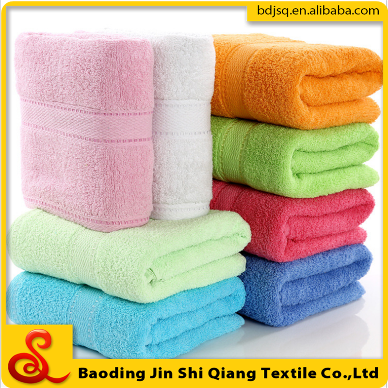 Bright Pink Paint Samples Kitchen Towels: Wholesale Bright Colored Thin Cotton Hotel 21 Bath Towels