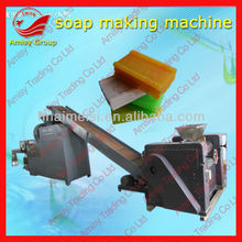 NEW small capacity laundry bar soap making machine,vacuum plodder to give soap bars