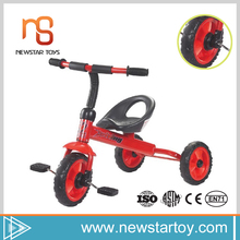 Latest innovative products kid bicycle with three wheeler