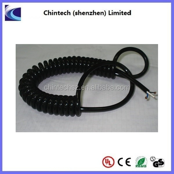 Low Voltage Coiled Wire Cable