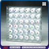 TSD-A801 Hot sale retail acrylic golf ball display case/golf ball display boxes/golf ball display rack