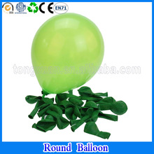 Round shaped 10'' 12'' color latex ballon for every party