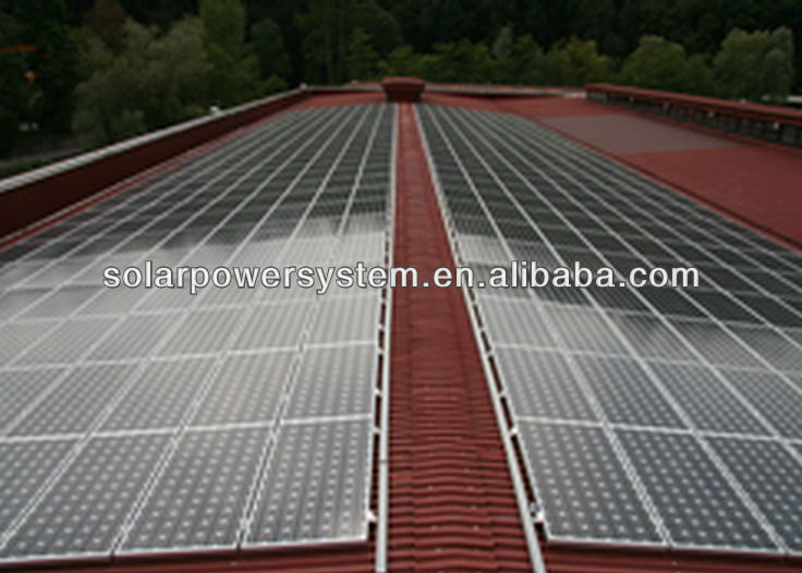 solar products company 15KW