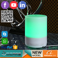 300ml aroma intense color, ABS+PP aroma diffusers, strong colorful LED lights aroma dispenser