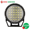 2016 New High power round spotlight 9inch 320w led driving light