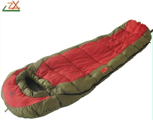 New design Mummy waterproof hiking sleeping bag for camping