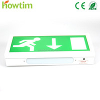 wall mounted battery operated led emergency light
