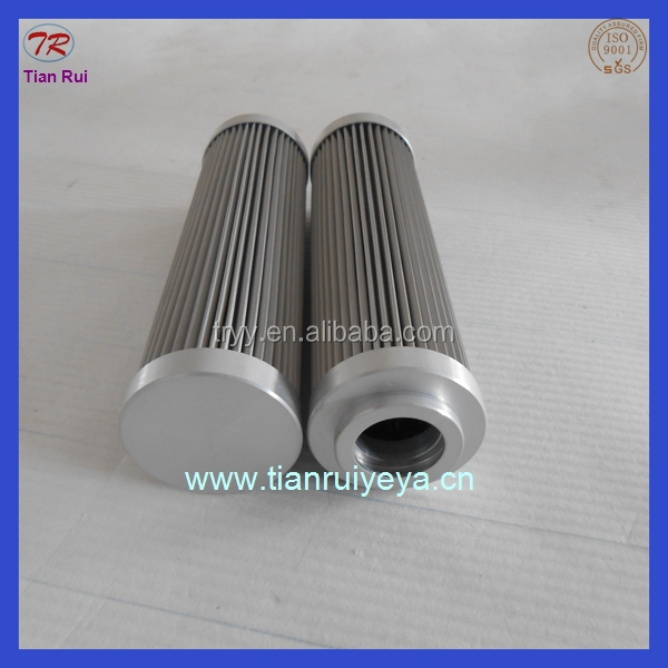 Best selling wire mesh pleated element Stauff filter replacement