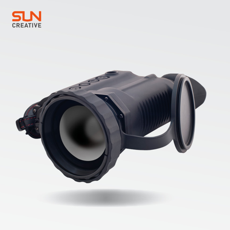 Black Color ir/infrared thermal camera