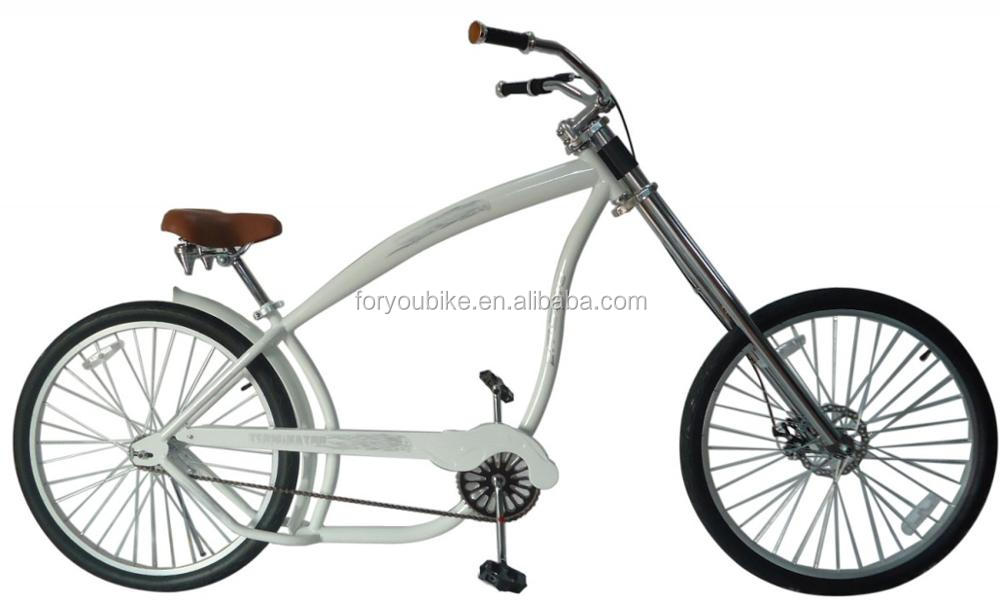 26 inch chopper cruiser bike men and women new model stretch cruiser bike Chopper bicycle hot sale in the usa with CE,CPSC OEM