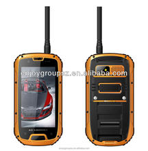 smartphone 4.3' Quad Core 3G wifi GPS IP68 Rugged Android ip67 rugged waterproof cell phone