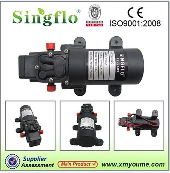 Singflo 12v micro mini water pump for agriculture spray