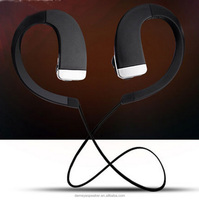 New Design Bluetooth 4.1 Headset Neckband,Noise Cancelling Ear Hook Bike Headset