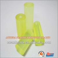 Yellow casting Polyurehane PU rod