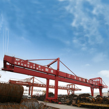 Top Cranes Manufacturers portable container boat lifting gantry crane 10 20 30 40 50 ton