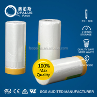 auto paint clear plastic protective film tape for greenhouse