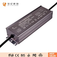 200W high power waterproof electronic high PF LED driver